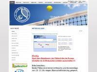 tcbw-sulzfeld.de Webseite Vorschau
