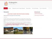 kindergarten-schönau.de Webseite Vorschau