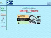 kirby-service.de Webseite Vorschau