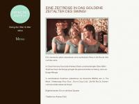 swingingangels.de Webseite Vorschau