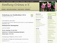 siedlung-gruenau.de