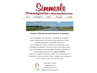 simmerle-transporte.at