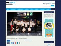 sjmuz.ch Webseite Vorschau