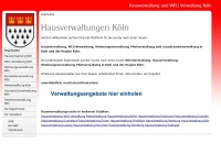 koelner-hausverwaltungen.de