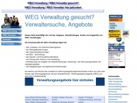 wegverwaltung-gesucht.de