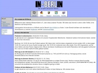 in-berlin.de Thumbnail