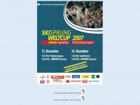 Skisprungweltcup-villach.at