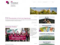 dbb-mv.de Webseite Vorschau