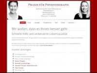 physio-ol.de Webseite Vorschau