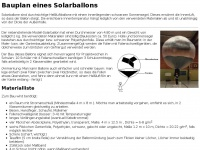 Solarballon.de
