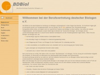 biologenverband.de