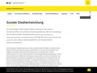 Sozialestadtentwicklung.ch