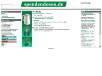 Spendendosen.de