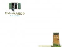 kiwiandmango.com Webseite Vorschau