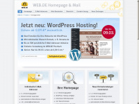 meinhandwerk.net Webseite Vorschau