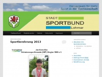 Stadtsportbund-lohmar.de