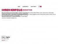 sternefeld.de