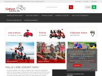 gokart-kaufen.de Webseite Vorschau
