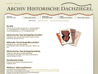 dachziegelarchiv.de