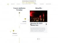 Weinbauverein-sankt-martin.de
