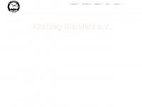 akaflieg-bielefeld.de Webseite Vorschau