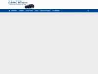 subaru-mondon.de Webseite Vorschau