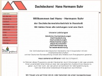 suhr-dachdeckerei.de