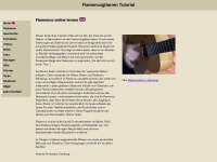 flamenco-unterricht.de