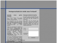 swingerurlaub.de Webseite Vorschau
