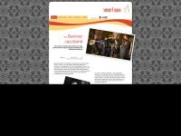 swingin4django.de Webseite Vorschau