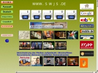 swjs.de Webseite Vorschau
