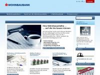 swohnbaubank.at Webseite Vorschau