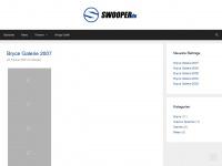 swooper.de Webseite Vorschau