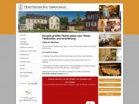 Tabakmuseum-mahlberg.de