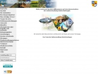 amt-daenischenhagen.de Webseite Vorschau