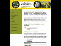 ak-kreuzkraut.de Webseite Vorschau