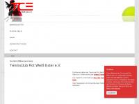 tcexter.de Webseite Vorschau