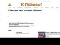 tcfuellinsdorf.ch Webseite Vorschau