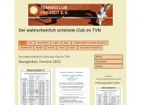 tcfreiheit.de Webseite Vorschau