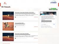 tcfriesach.at Webseite Vorschau