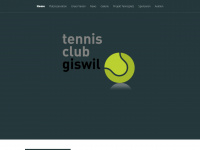tcgiswil.ch Webseite Vorschau