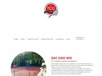tcgernsbach.de Webseite Vorschau