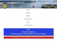 tcgmunden1903.at Webseite Vorschau