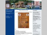 tcgrasberg.de Webseite Vorschau