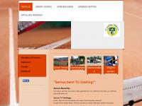 tcgreiling.de Webseite Vorschau
