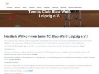 blauweissleipzig.de Webseite Vorschau