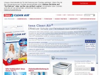 Tesa-clean-air.de