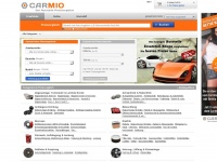 carmio.de Webseite Vorschau