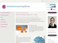 geschenkverpackung123.de