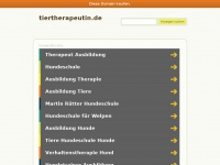 Tiertherapeutin.de